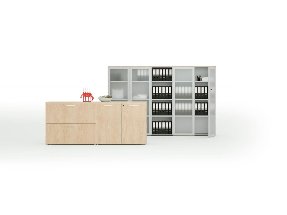 Schedari ufficio mobili contenitori ufficio for Mobili contenitori ufficio