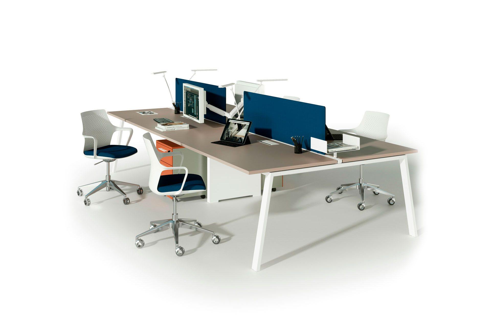 tavolo operativo per uffici alpha